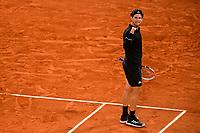 Dominic Thiem (Aut)<br /> Parigi 04/10/2020 Roland Garros <br /> Tennis Grande Slam 2020<br /> French Open <br /> Photo JB Autissier / Panoramic / Insidefoto <br /> ITALY ONLY