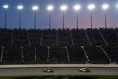 #18: Kyle Busch, Joe Gibbs Racing, Toyota Camry M&M's Caramel and #19: Daniel Suarez, Joe Gibbs Racing, Toyota Camry STANLEY