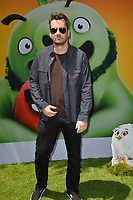 """LOS ANGELES, USA. August 10, 2019: Jim Jefferies at the premiere of """"The Angry Birds Movie 2"""" at the Regency Village Theatre.<br /> Picture: Paul Smith/Featureflash"""