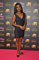 """Chanelle Haynes at the """"Tina: The Tina Turner Musical"""" Refuge gala performance, Aldwych Theatre, Aldwych, on Sunday 10th October 2021, in London, England, UK. <br /> CAP/CAN<br /> ©CAN/Capital Pictures"""