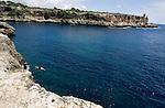 Mallorca, Mediterranean sea. Tavel photography.