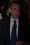 FRANCO TATO'<br /> PARTY  PER LA PRESIDENZA DEL CONSIGLIO D'EUROPA<br /> RESIDENZA DELL'AMBASCIATORE TEDESCO - VILLA ALMONE     ROMA 2007