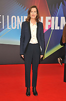 """Joanna Hogg at the 65th BFI London Film Festival """"The Souvenir Part II"""" The Londoner gala, Royal Festival Hall, Belvedere Road, on Friday 08th October 2021, in London, England, UK. <br /> CAP/CAN<br /> ©CAN/Capital Pictures"""
