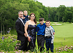 Bar Mitzvah Gala - Hora Photography At Fairfield Country Club in Greenwich, Ct.
