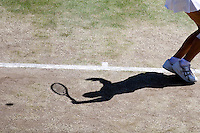 1-7-08, England, Wimbledon, Tennis, Shadow