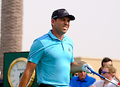 Sergio Garcia (ESP) during round three of the 2016 DP World Tour Championships played over the Earth Course at Jumeirah Golf Estates, Dubai, UAE: Picture Stuart Adams, www.golftourimages.com: 11/19/16