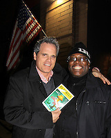 11-19-12 Opening Nite  A Christmas Story The Musical stars Joe West son of Maura West - Michael Park