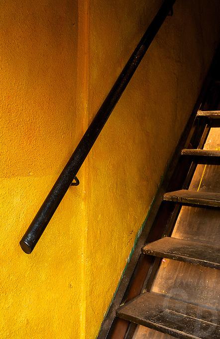 Stairs Colombo Sri Lanka Street Photography