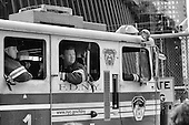 Pompiers à Ground Zéro