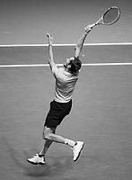 Rotterdam, The Netherlands, 16 Februari 2019, ABNAMRO World Tennis Tournament, Ahoy, Semis, Daniil Medvedev (RUS),<br /> Photo: www.tennisimages.com/Henk Koster