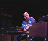 John Medeski with Phil Lesh & Friends:  Phil Lesh (bass guitar) & vocals), John Scofield (guitar), Jackie Greene (guitar, keysboards & vocals), Stu Allan (guitar & vocals), Joe Russo (drums), John Medeski (keyboards & vocals).