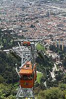 BOGOTA-COLOMBIA.7-01-2013.Panorámicas de Bogotá.Panoramic views of Bogotá.(Photo:VizzorImage/Felipe Caicedo). .