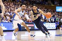 Duke v Notre Dame, February 15, 2020