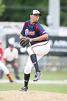 July 27th, 2007:  Greg Conver during the Cape Cod High School Classic presented by Under Armour at Spillane Field in Wareham, MA.  Photo by:  Mike Janes/Four Seam Images