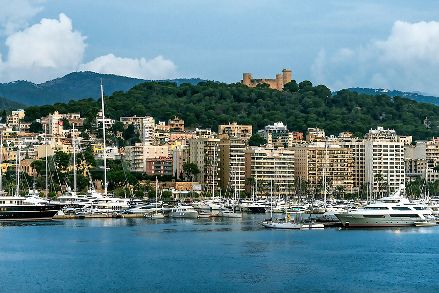 Palma, Majorca, Balearic Islands, Spain.