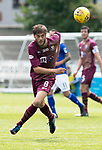 Queen of the South v St Johnstone…18.08.18…  Palmerston    BetFred Cup<br />Murray Davidson making his 300th appearance for saints<br />Picture by Graeme Hart. <br />Copyright Perthshire Picture Agency<br />Tel: 01738 623350  Mobile: 07990 594431