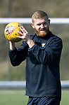 St Johnstone Training…31.08.18<br />Brian Easton pictured during training at McDiarmid Park ahead of tomorrow's game at Hamilton<br />Picture by Graeme Hart.<br />Copyright Perthshire Picture Agency<br />Tel: 01738 623350  Mobile: 07990 594431