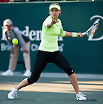 Lucie Safarova at the Family Circle Cup in Charleston, South Carolina on April 6, 2012