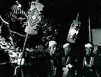 Festumzug in Japan