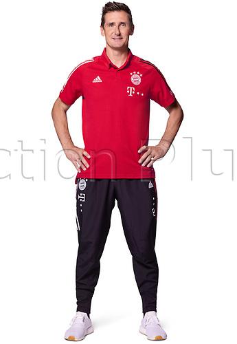 26th October 2020, Munich, Germany; Bayern Munich official seasons portraits for season 2020-21;  Co-Trainer Miroslav Klose