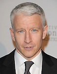 February 18,2009: Anderson Cooper at The Children Mending Hearts Benefit for International Medical Corps Relief Efforts in the Congo held at The House of Blues Sunset in West Hollywood, California. Credit: RockinExposures