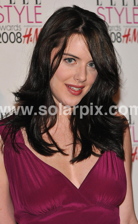 **ALL ROUND PICTURES FROM SOLARPIX.COM**.**WORLDWIDE SYNDICATION RIGHTS**.Celebrities arrive for the Elle Style Awards at The Roundhouse, London. 12th February 2008..This pic: Michelle Ryan..JOB REF: 5777 ATM     DATE: 12_02_2008.**MUST CREDIT SOLARPIX.COM OR DOUBLE FEE WILL BE CHARGED* *UNDER NO CIRCUMSTANCES IS THIS IMAGE TO BE REPRODUCED FOR ANY ONLINE EDITION WITHOUT PRIOR PERMISSION*