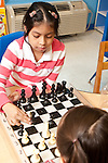 Afterschool chess program for elementary students graduates of Headstart program