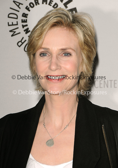 Jane Lynch at the Twenty-Seventh Annual PaleyFest: William S. Paley Television Festival honoring The Cast of Glee held at The  Saban Theatre in Beverly Hills, California on March 13,2010                                                                   Copyright 2010  DVS / RockinExposures