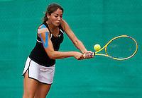 12-08-13, Netherlands, Raalte,  TV Ramele, Tennis, NRTK 2013, National RankingTennis Championships 2013,  Anna Alzate Esmurzaeva<br /> <br /> Photo: Henk Koster