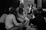 Timebridge Youth Club, Chells, Stevenage Hertfordshire. 1975. Teens 1970s UK