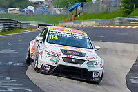 Race of Germany Nürburgring Nordschleife 2016 Free Training 1 ETCC 2016 #114 Lema Racing SEAT León Igor Stefanovski (MAC) © 2016 Musson/PSP. All Rights Reserved.