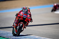 Pecco Bagnaia Ducati 2nd place <br /> Jerez 03/05/2021 Spain MotoGP<br /> Photo Mediahouse.ducati.com / Insidefoto <br /> EDITORIAL USE ONLY