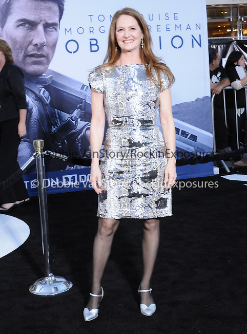 Melissa Leo at Universal Pictures American Premiere of Oblivion held at The DolbyTheater in Hollywood, California on April 10,2013                                                                   Copyright 2013 Hollywood Press Agency