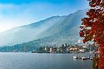 Italy, Lombardia, comunity Tremezzina: district Tremezzo on West Banks of Lake Como   Italien, Lombardei, Gemeinde Tremezzina: Ortsteil Tremezzo am Westufer des Comer Sees