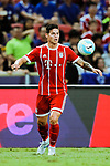 Bayern Munich Midfielder James Rodríguez in action during the International Champions Cup match between Chelsea FC and FC Bayern Munich at National Stadium on July 25, 2017 in Singapore. Photo by Marcio Rodrigo Machado / Power Sport Images