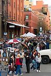First Thursday Art Walk, Portland, Oregon