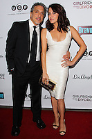 LOS ANGELES, CA, USA - NOVEMBER 18: Skyler Stone, Alanna Ubach arrive at the Los Angeles Premiere Of Bravo's 'Girlfriends' Guide to Divorce' held at the Ace Hotel on November 18, 2014 in Los Angeles, California, United States. (Photo by Celebrity Monitor)