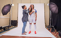 USWNT Training and Photo Shoot, March 31, 2016
