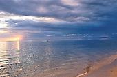 Bourail, plage de Poé