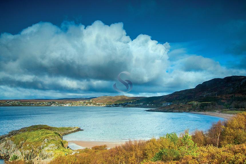 Gaineamh Mor, Gairloch, Ross & Cromarty, Northwest Highlands