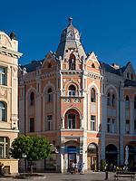Freiheitsplatz Trg Slobode in Novi Sad = Neusatz, Vojvodina, Serbien, Europa<br />  Freedom Square-Trg Slobode, Novi Sad, Vojvodina, Serbia, Europe