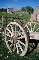 Europe/France/Auvergne/12/Aveyron/Env. de Laguiole: Buron de canut