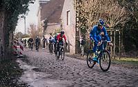 Alex Kirsch (LUX/WB Aqua Protect-Veranclassic)<br /> <br /> 50th GP Samyn 2018<br /> Quaregnon > Dour: 200km (BELGIUM)