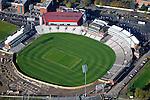 Aerial: Trafford Park & Salford Quays, Manchester