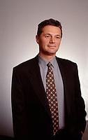 1999 File Photo  Montreal (QC) CANADA<br /> <br /> Richard Lupien, Premier vice-président directeur général Financičre Banque Nationale<br /> Photo :  (c) Images Distribution