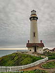 The Pigeon Point Light, California