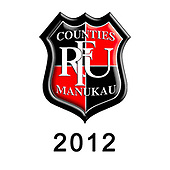 Counties Manukau Rugby 2012