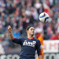 New England Revolution vs Montreal Impact, March 21, 2015