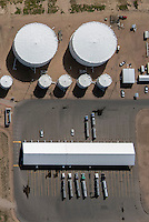 Natural gas truck loading facility, Weld County, Colorado. Aug 2014, 813001