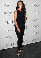 BEVERLY HILLS, CA, USA - OCTOBER 20: Andie MacDowell arrives at ELLE's 21st Annual Women In Hollywood held at the Four Seasons Hotel on October 20, 2014 in Beverly Hills, California, United States. (Photo by Celebrity Monitor)